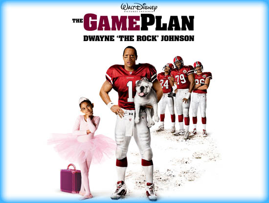 Game Plan, The (2007)
