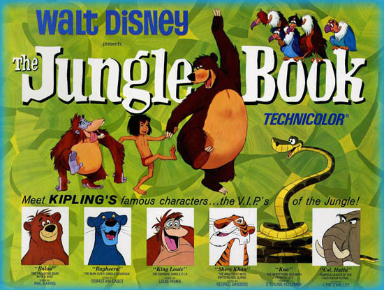 jungle book the movie review film essay jungle book the 1967