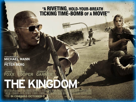 the kingdom film essay The first thing to be said for ridley scott's kingdom of heaven is that scott knows how to and yet i consider the film to be a profound act of faith.