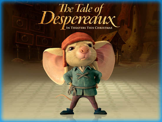 Tale of Despereaux, The (2008)
