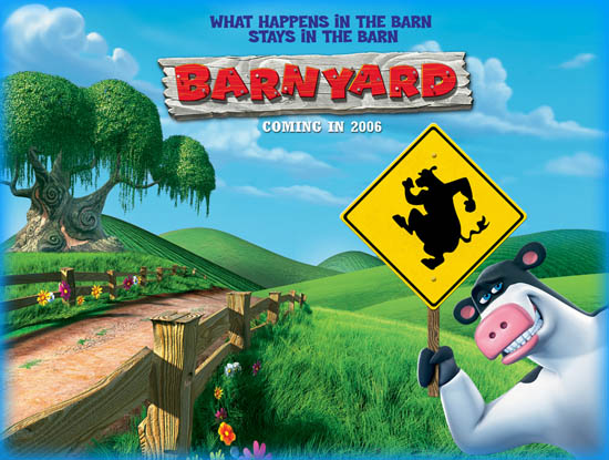 Barnyard full movie