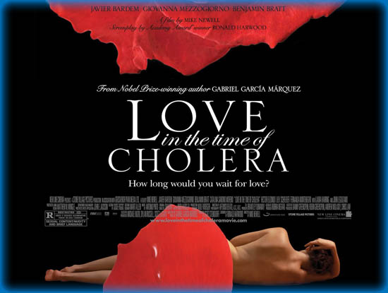 love time cholera theme essay