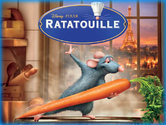 Ratatouille (2007) - Movie Review / Film Essay