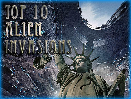 Top 10 Alien Invasions in Film