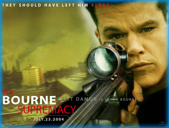 Bourne Supremacy, The (2004)
