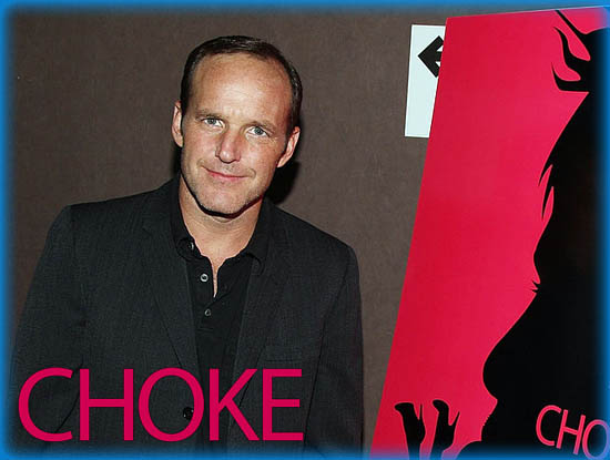 "Interview: Clark Gregg from ""Choke"""
