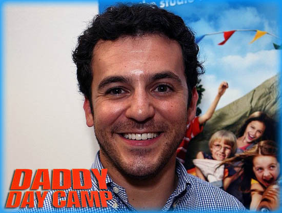 "Interview: Fred Savage from ""Daddy Day Camp"""