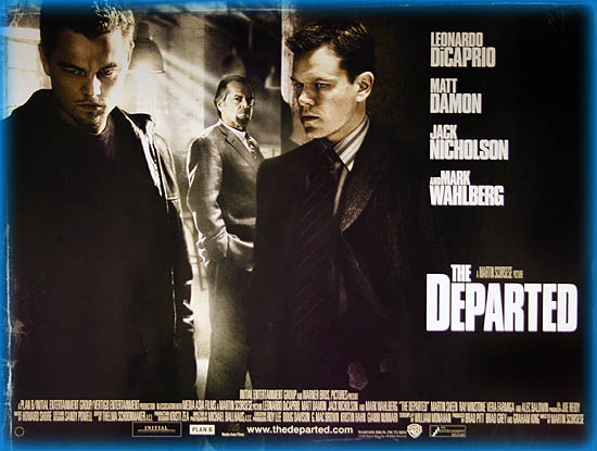 the departed essay Free essay: these self-serving amoral characters are typical of modern films the film is grounded in an element of realism that revolves around the.