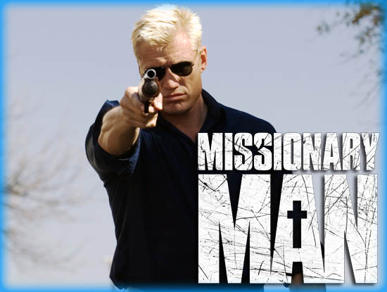 """Interview: Dolph Lundgren from """"Missionary Man"""""""