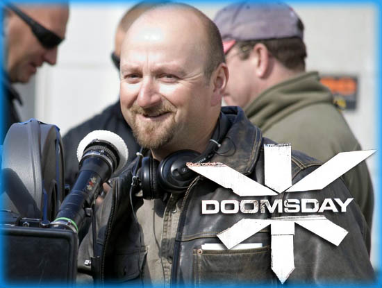"Interview: Neil Marshall from ""Doomsday"""