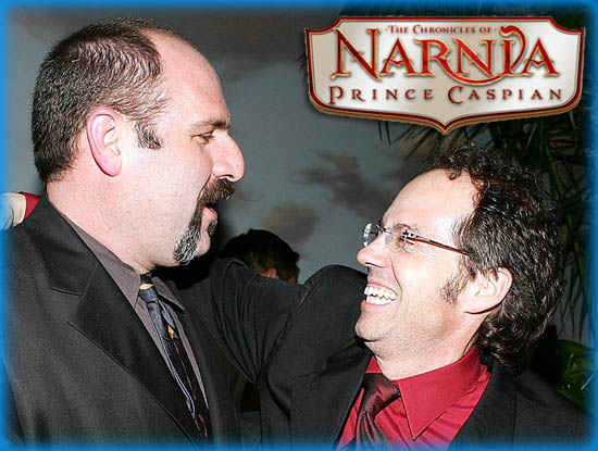 "Interview: Howard Berger and Dean Wright from ""The Chronicles of Narnia: Prince Caspian"""
