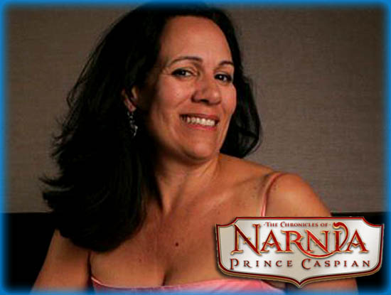"Interview: Isis Mussenden from ""The Chronicles of Narnia: Prince Caspian"""