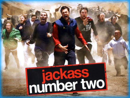 Jack ass number two
