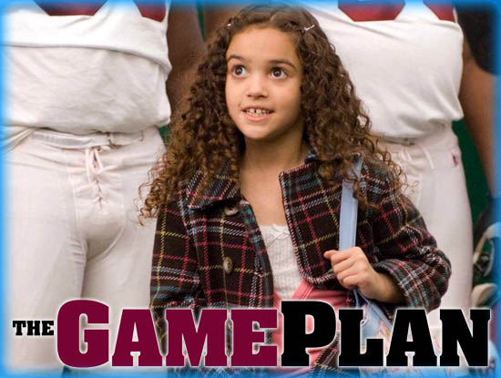 """Interview: Madison Pettis from """"The Game Plan"""""""