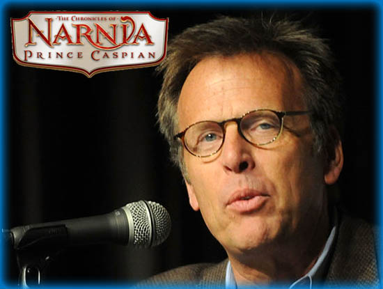 "Interview: Mark Johnson from ""The Chronicles of Narnia: Prince Caspian"""