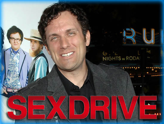 "Interview: Sean Anders from ""Sex Drive"""