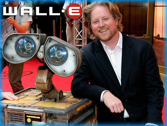 "Interview: Andrew Stanton from ""WALL·E"""