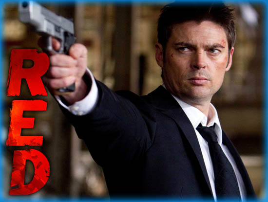 """Interview: Karl Urban from """"RED"""""""