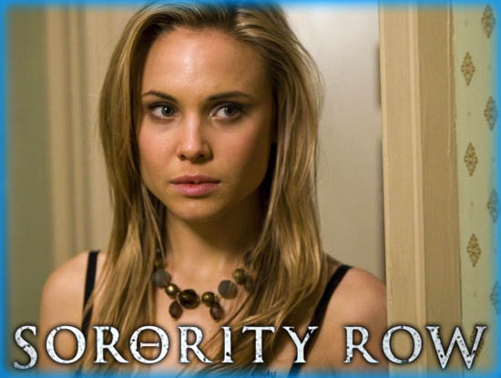 """Interview: Leah Pipes from """"Sorority Row"""""""