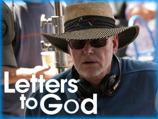 """Interview: David Nixon from """"Letters to God"""""""