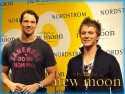 "Interview: Daniel Cudmore and Charlie Bewley from ""The Twilight Saga: New Moon"""