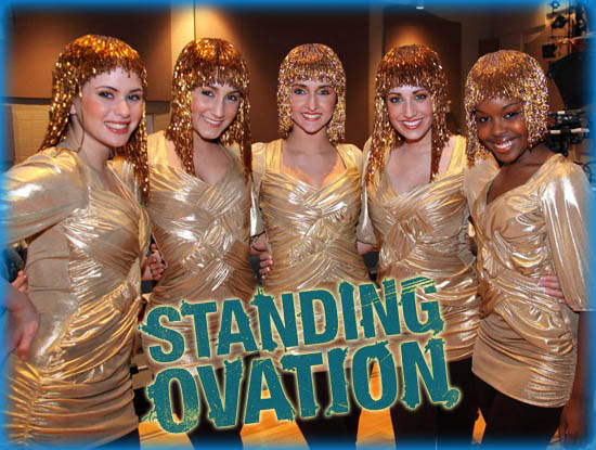"""Interview: The Wiggies from """"Standing Ovation"""""""