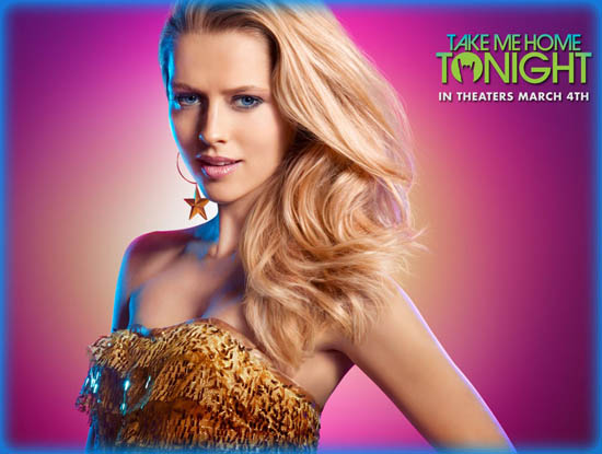 """Interview: Teresa Palmer from """"Take Me Home Tonight"""""""