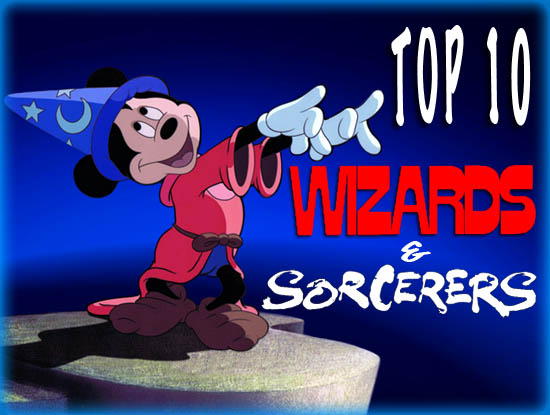 Top 10 Wizards and Sorcerers in Film