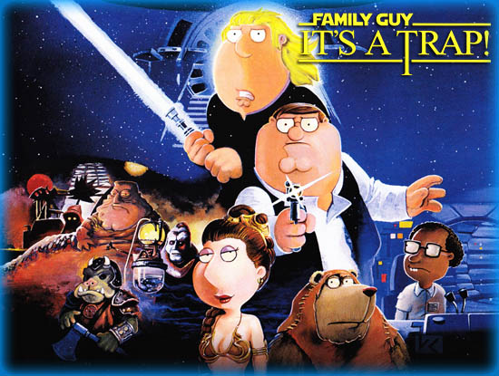 Family Guy Presents: It's A Trap! (2010)