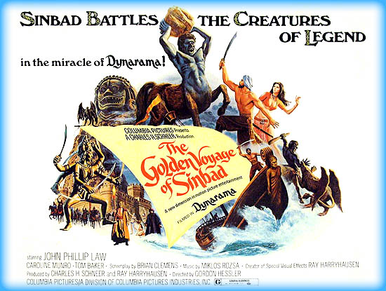Golden Voyage of Sinbad, The (1974)