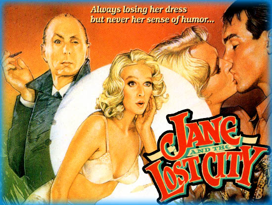 Jane and the Lost City (1987)