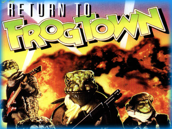 Return to Frogtown (Frogtown II) (1993)