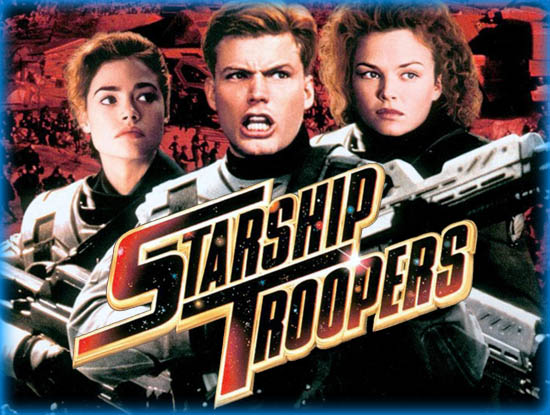 essays on starship troopers Study guide for starship troopers (film) starship troopers (film) study guide contains a biography of director paul verhoeven, literature essays, quiz questions.