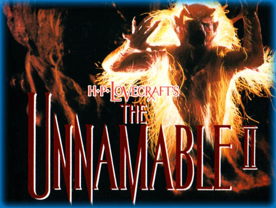 Unnamable II: The Statement of Randolph Carter, The (1993)