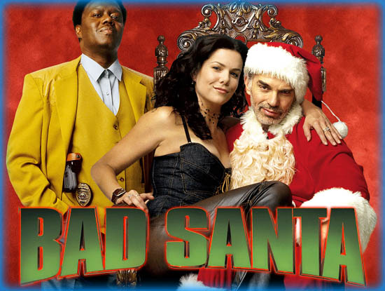 Bad Santa 2003 Movie Review Film Essay