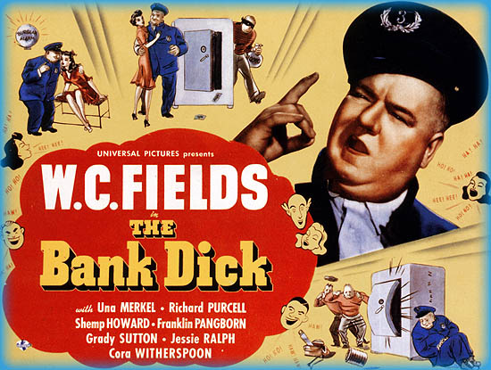 Bank Dick, The (1940)
