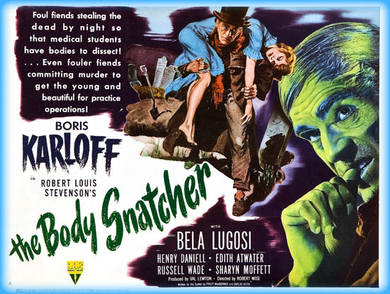 Body Snatcher, The (1945)