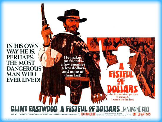 Fistful of Dollars, A (1967)