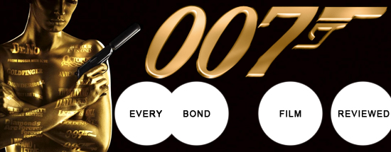 James Bond Reviewed