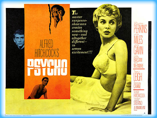 psycho movie 1960 essay Writing a review lauding the merits of alfred hitchcock's psycho is like writing an essay on why breathing  movie in film history, psycho  psycho (1960.