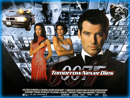 Tomorrow Never Dies (1997)