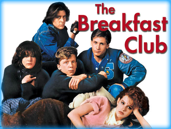 essay from breakfast club View essay - breakfast club essay from history 101 at virtual high school the breakfast club psychological analysis payton pisano ap psychology period 1 the breakfast club is considered to be one of.