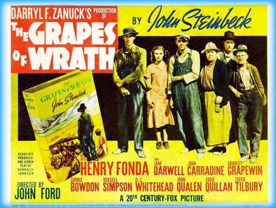 grapes of wrath the movie review film essay grapes of wrath the 1940