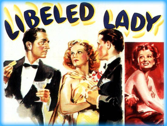 Libeled Lady (1936)