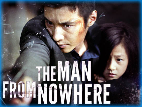 The Man From Nowhere: A Different Kind of Adult-Child Character Combination