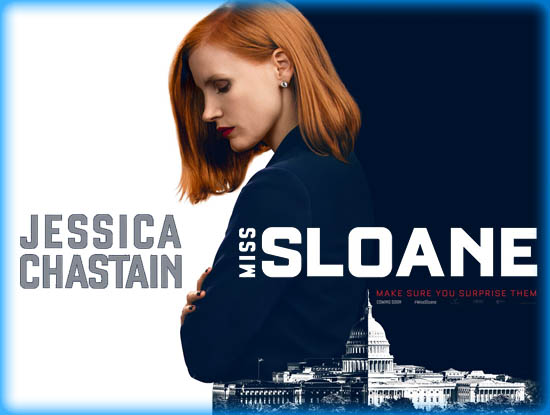 Free movie downloads Miss Sloane 2016 720p / 1080p Bluray