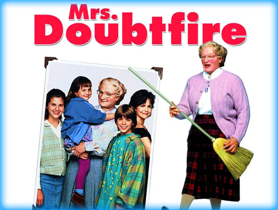 Mrs Doubtfire Poster | www.pixshark.com - Images Galleries ...
