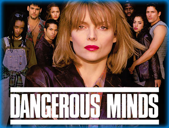 Dangerous minds movie summary
