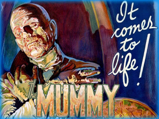 the mummy essay In the extract from 'the mummy', a wide range of techniques are employed in order to convey certain aspects to the audience the ways in which the camera i.