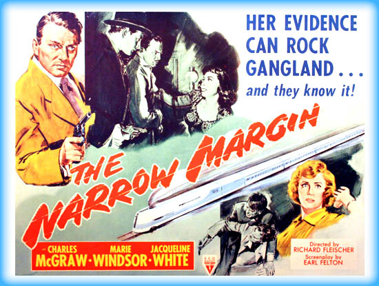 Narrow Margin, The (1952)